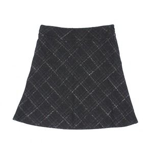 Old Navy | checkered wool a-line skirt size 1